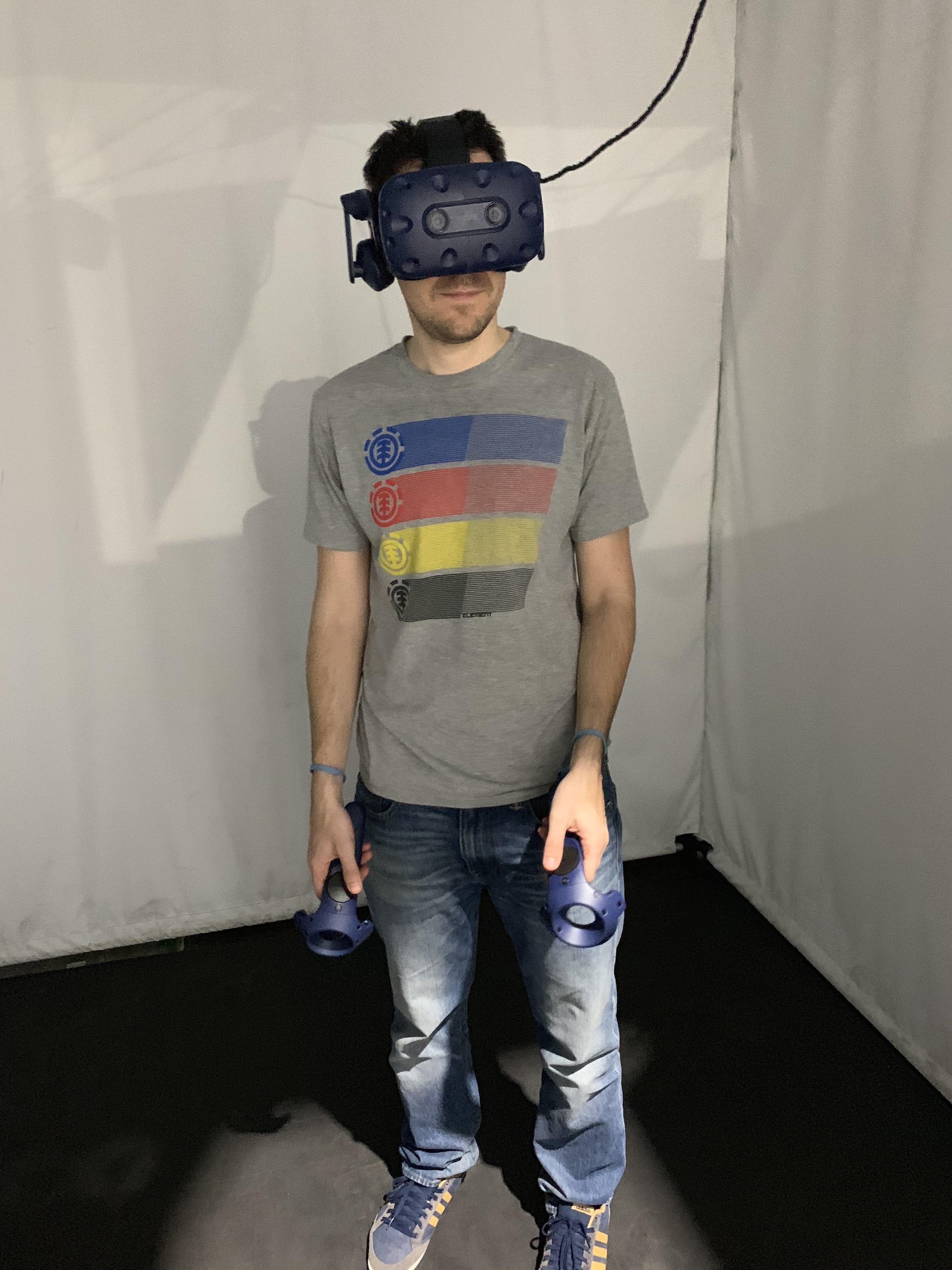 Tom Réalité Virtuelle