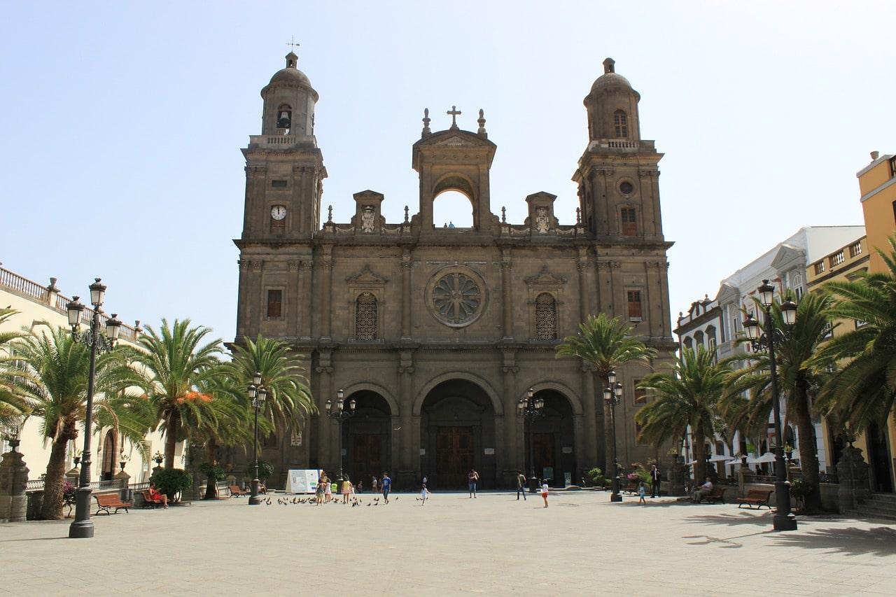 las palmas cathedrale grande canarie