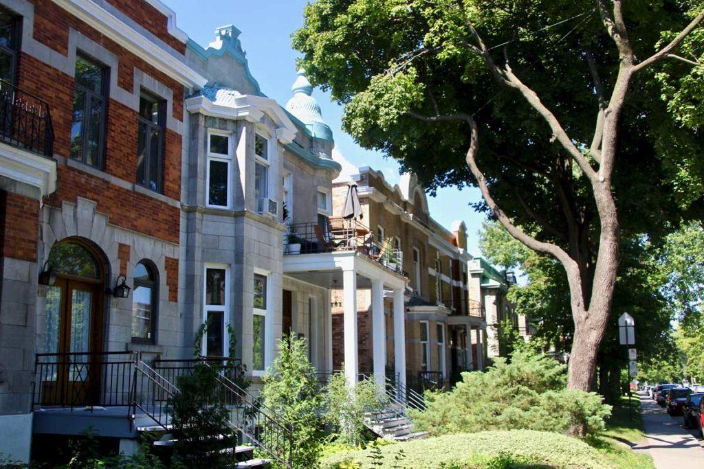 Quartier de Montréal : Outremont