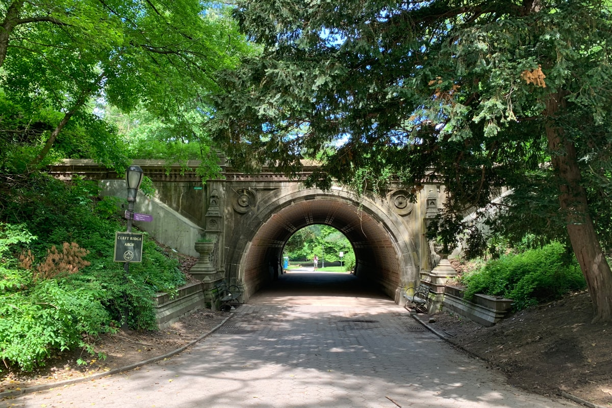 Arch in Prospect Park Brooklyn New York Visiter Brooklyn en 2 jours