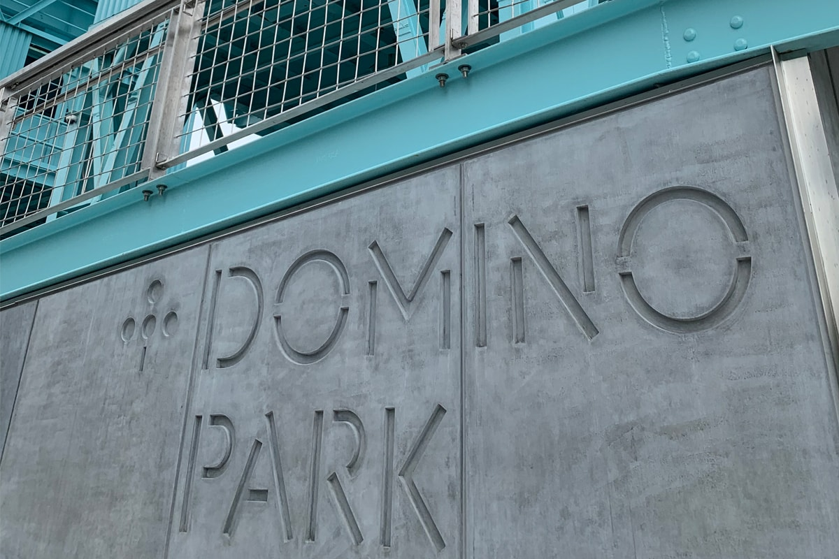 Domino Park Brooklyn New York