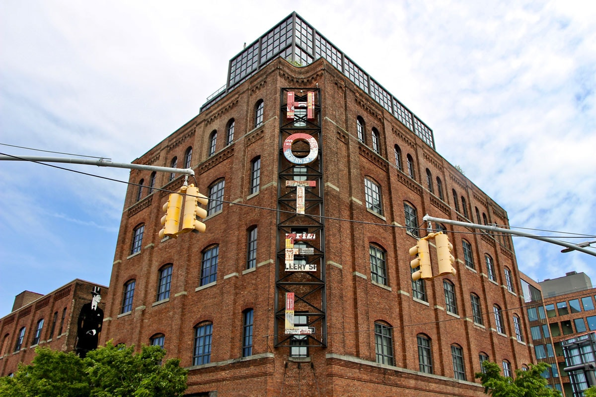 Hotel Williamsburg brooklyn