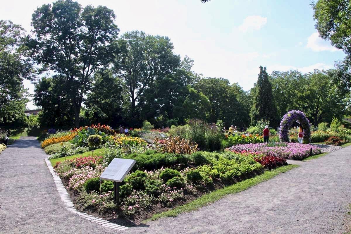 Jardin Botanique Montréal