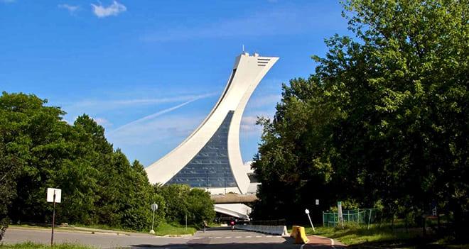 1 journée au parc Olympique de Montréal