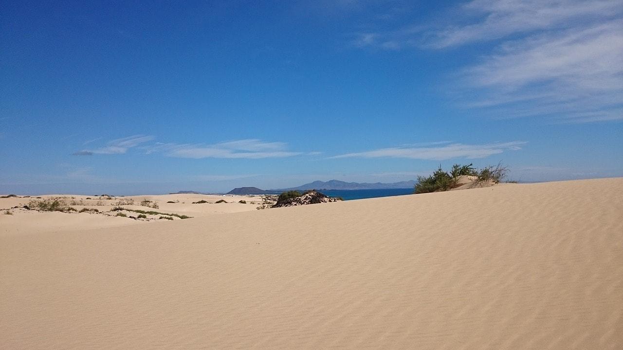 dunes parc Corralejo fuerteventura