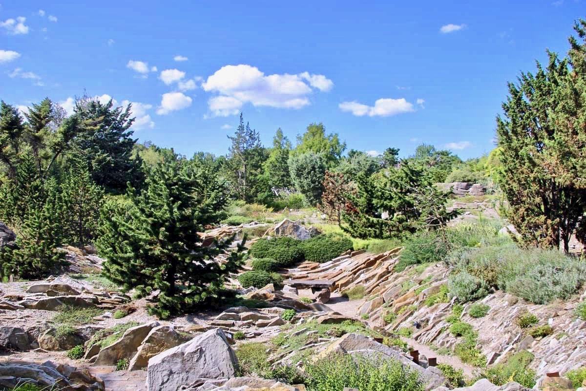 exterieur Jardin Botanique Montréal