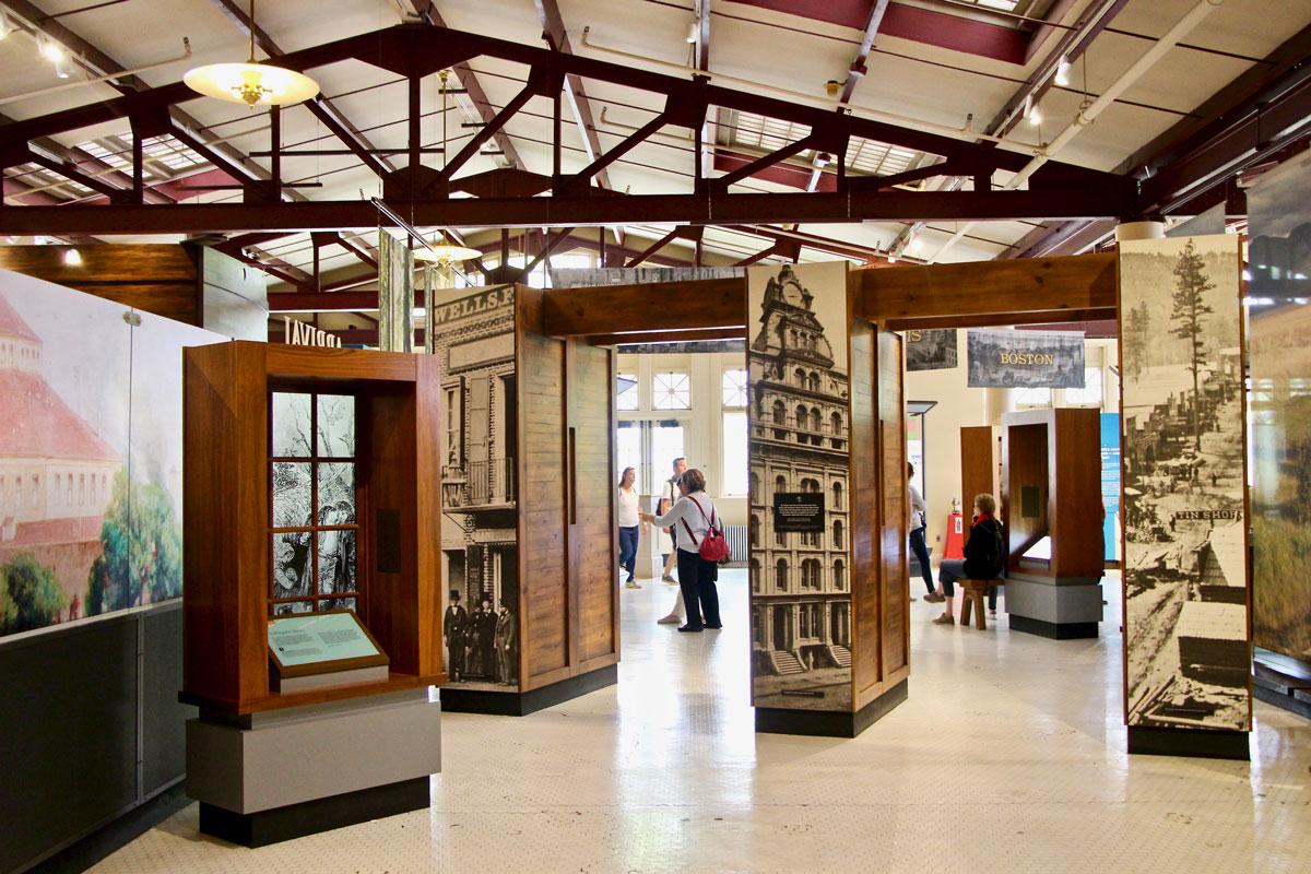 histoire musée immigration ellis island new-york