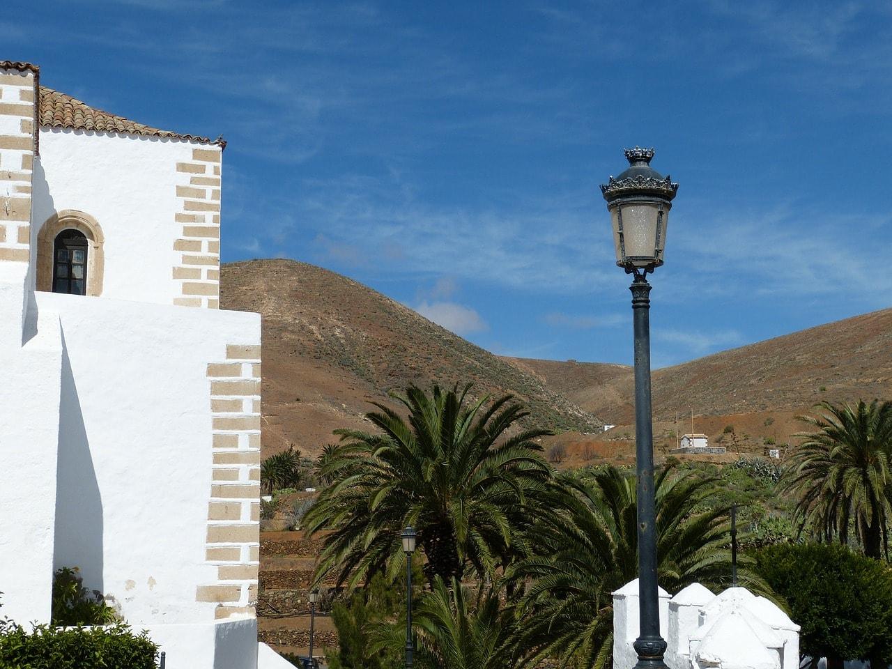 village Betancuria fuerteventura