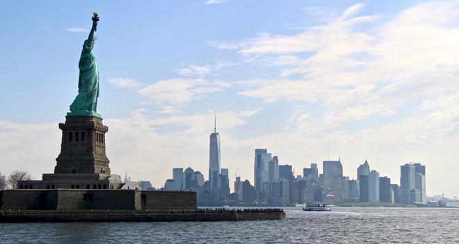 Visiter la Statue de la Liberté et Ellis Island