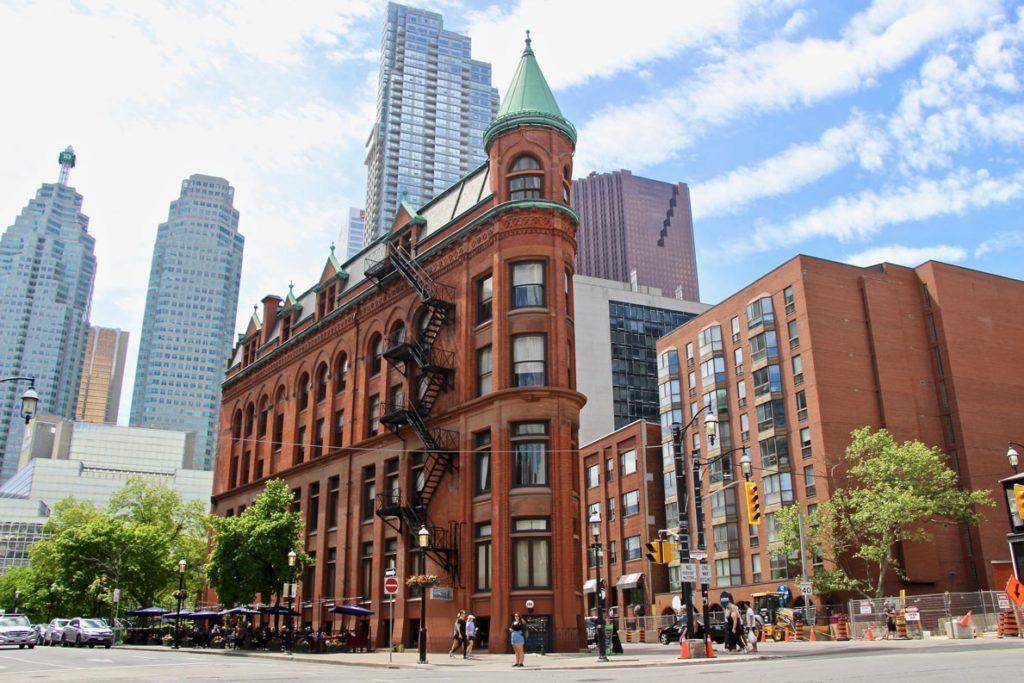 Cote Gooderham Building Toronto