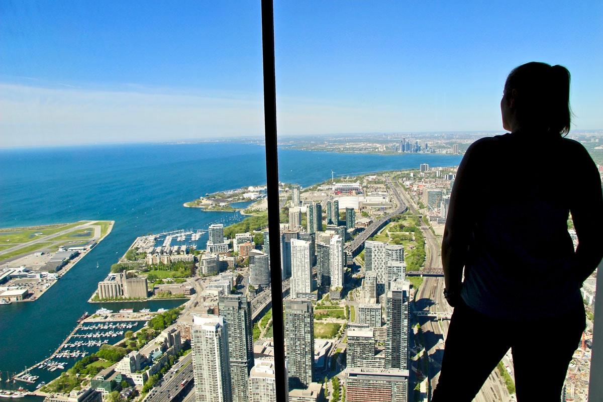 Elo CN Tower Toronto