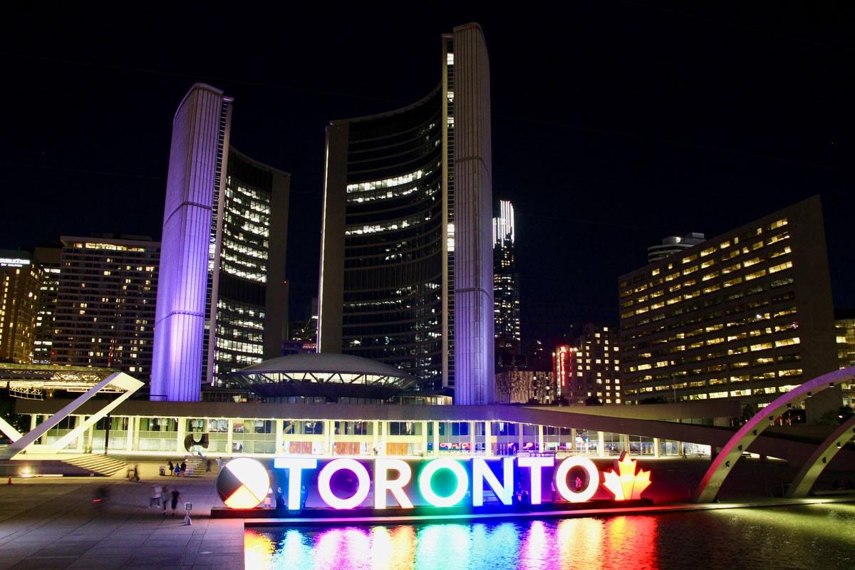 Lettres Toronto