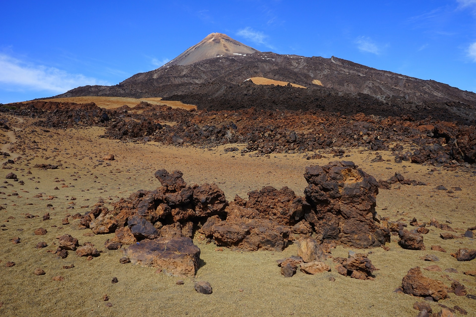 Parc National Teide Tenerife