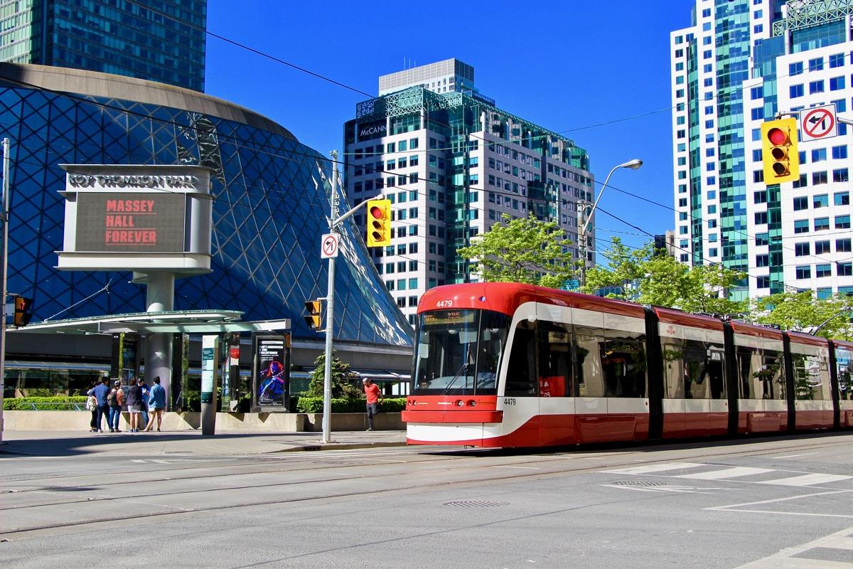Tram Toronto