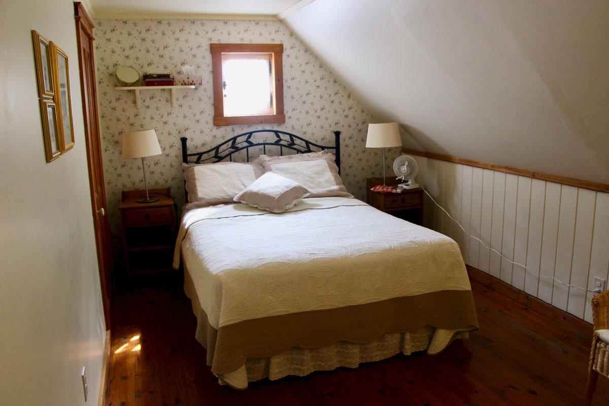 chambre Gite aux Perseides ile d'orleans