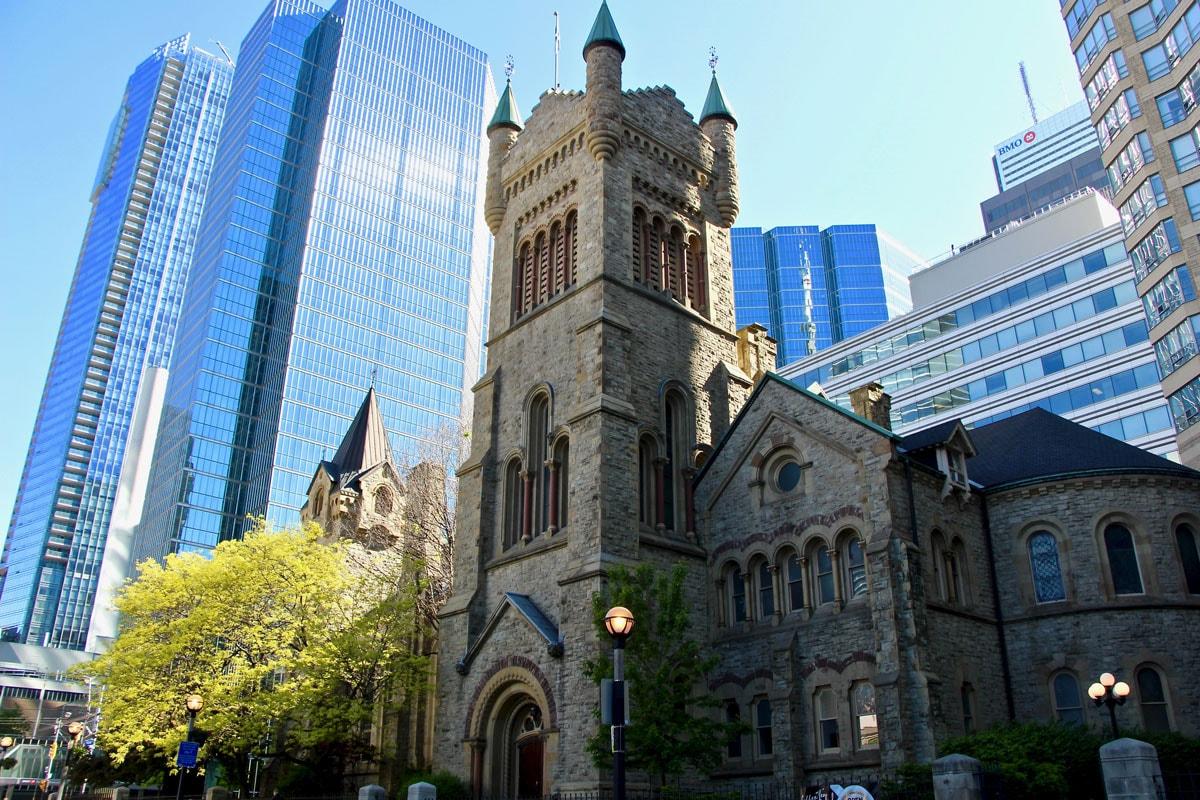 église St. Andrew's Toronto