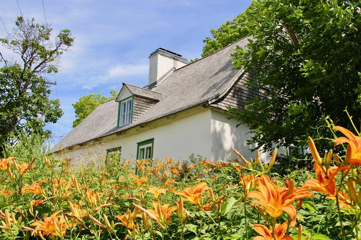 maison drouin ile d'orleans