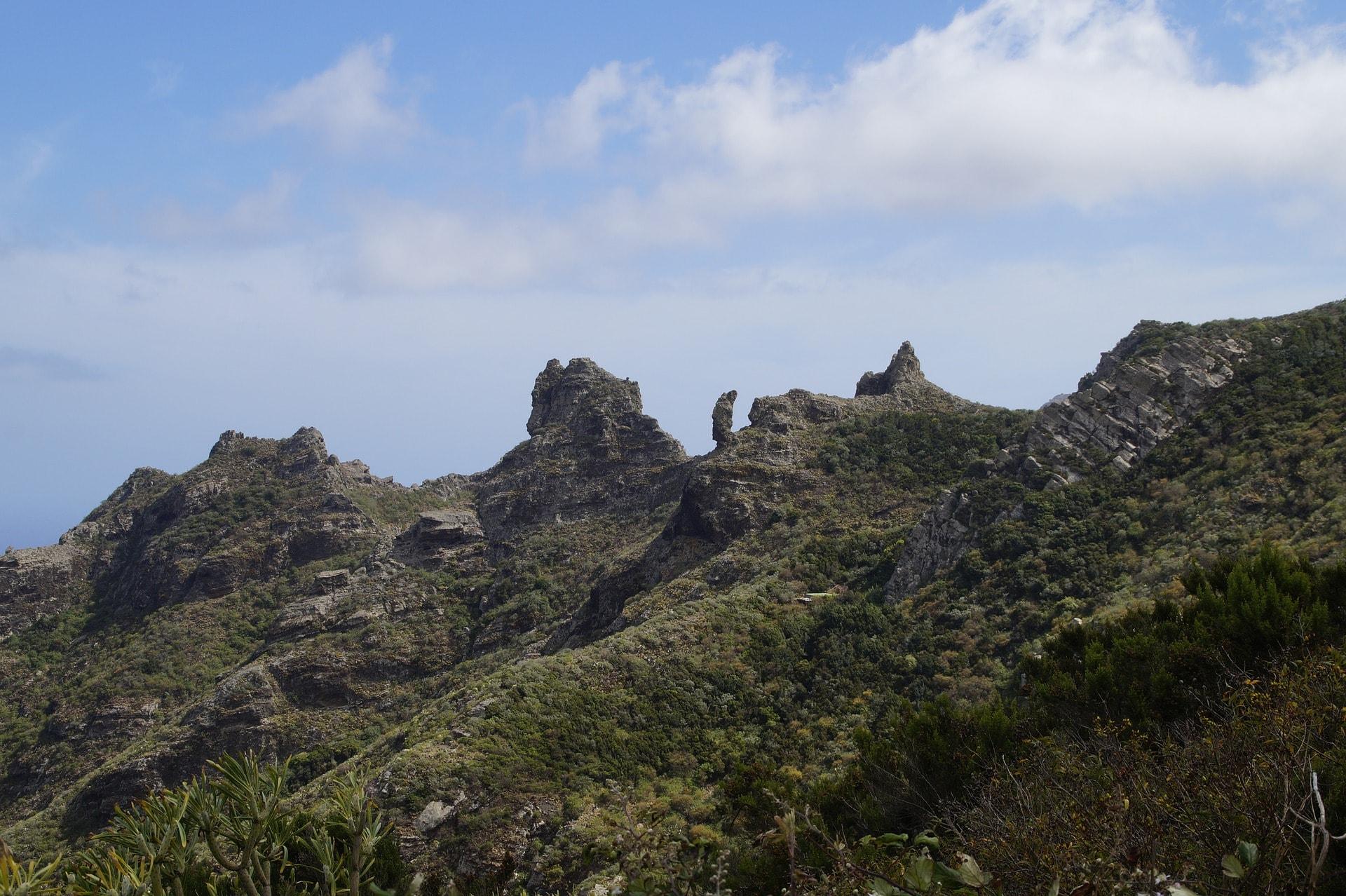 Parc Rural de Teno à Tenerife