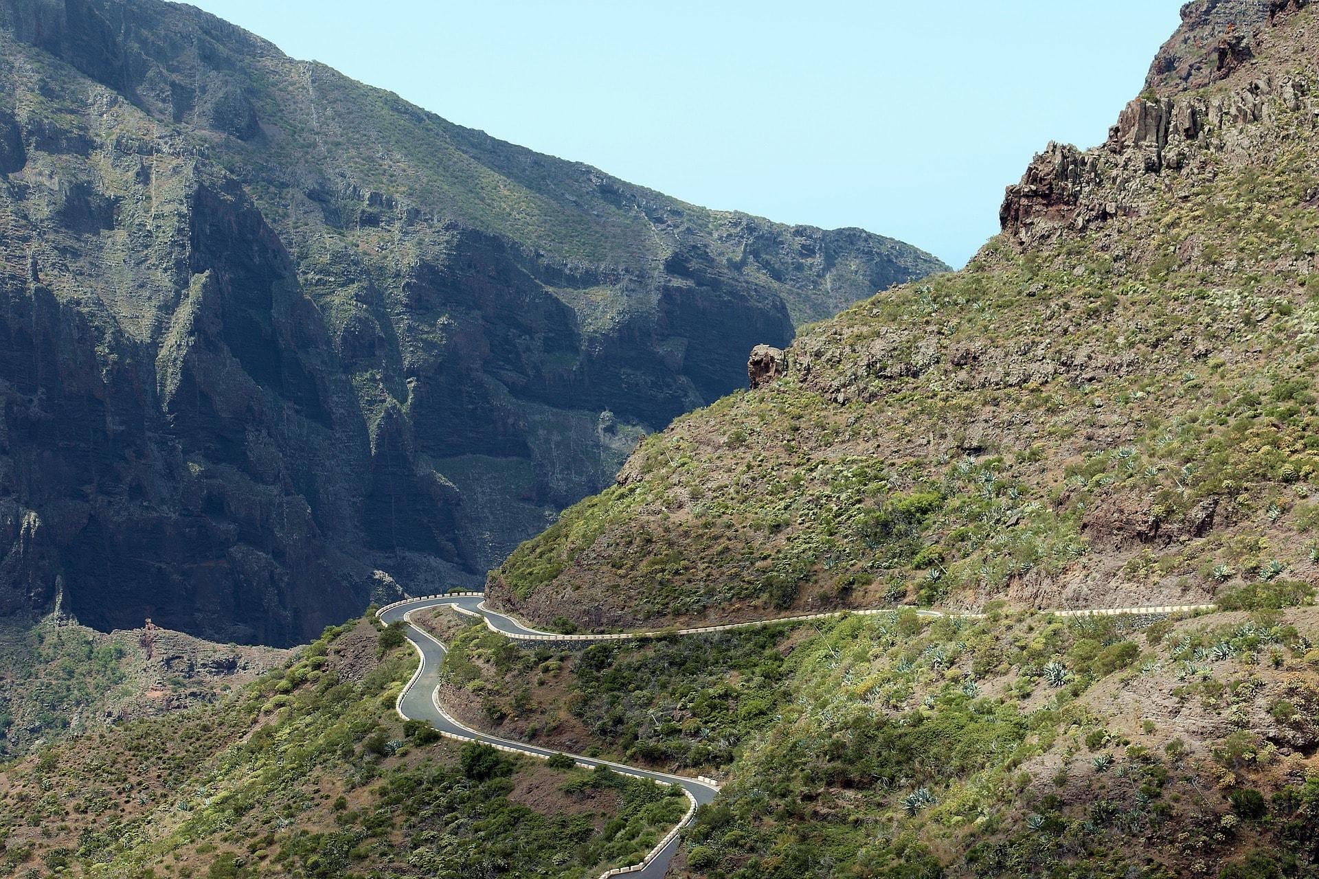 Road trip sur l'île de Tenerife