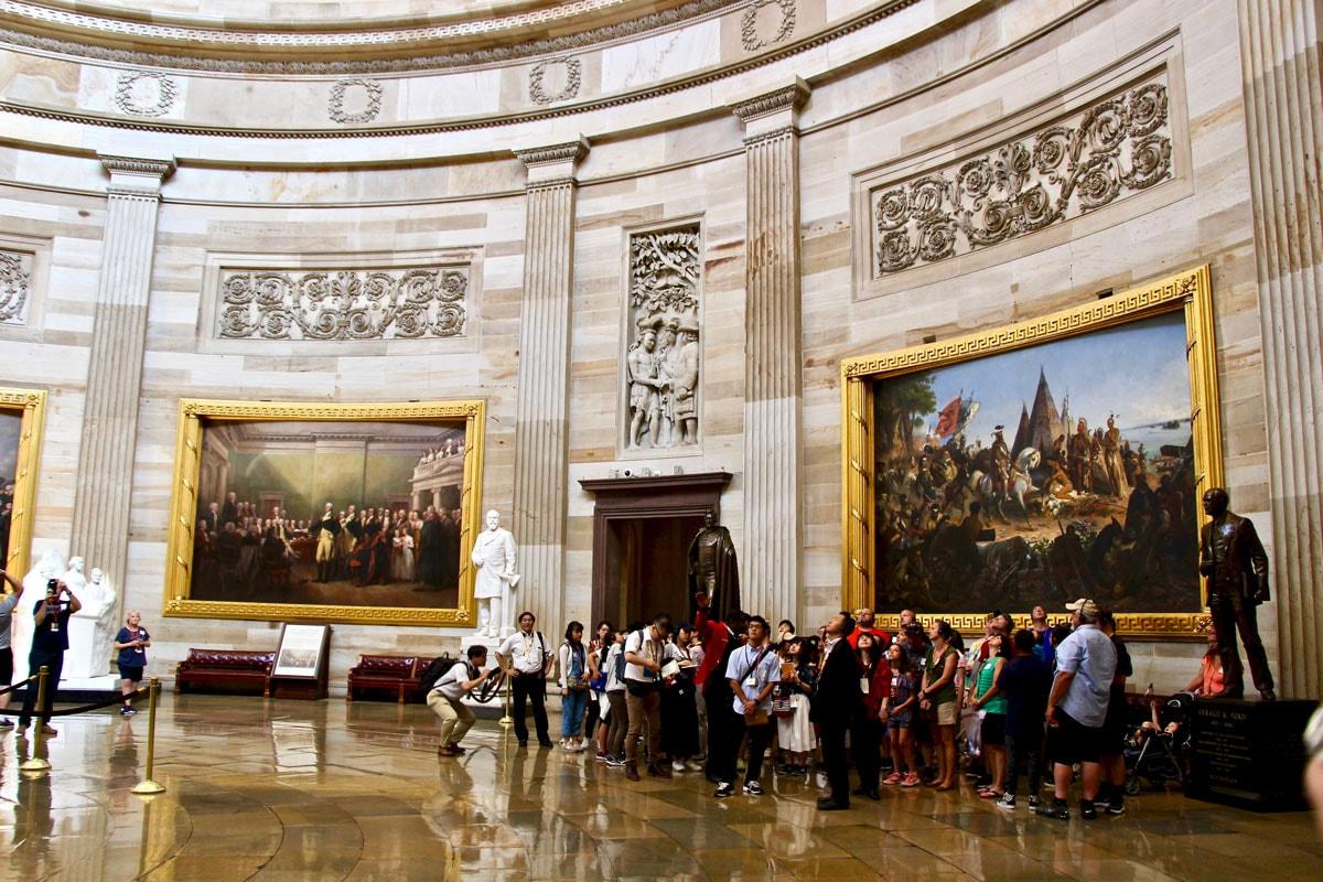 Visite guidée du Capitole