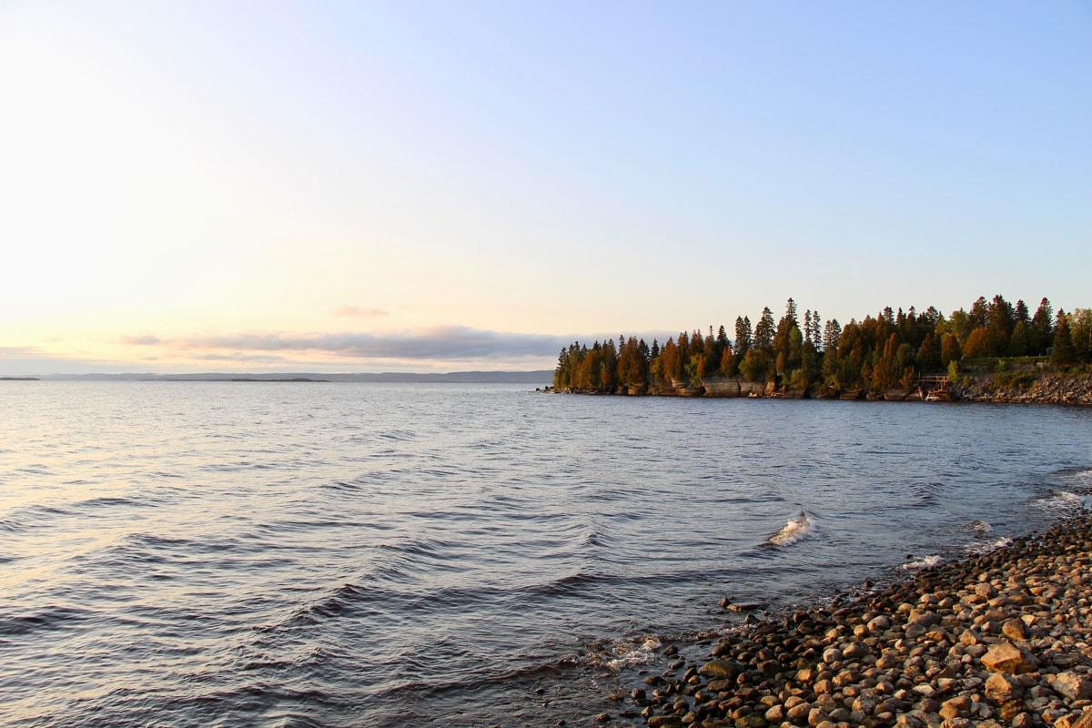 Lac Saint Jean Quebec