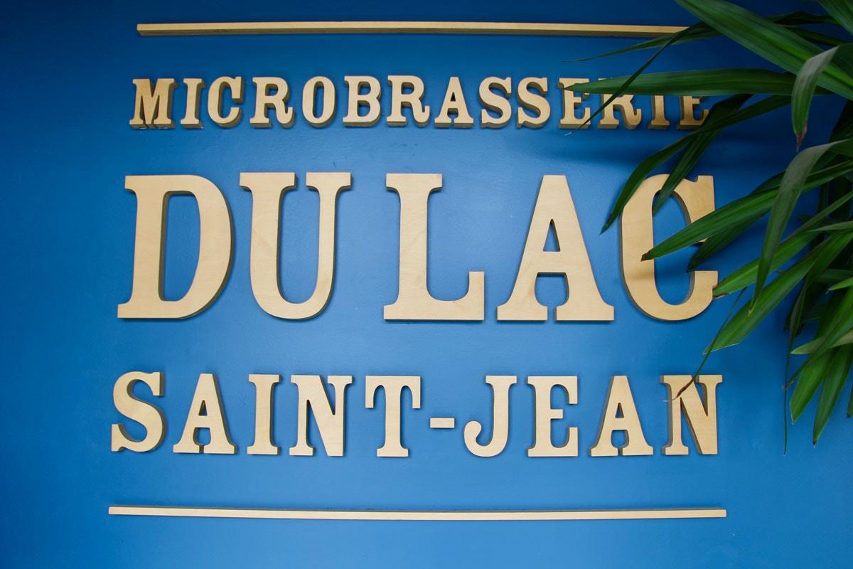 Microbrasserie Lac Saint Jean Quebec