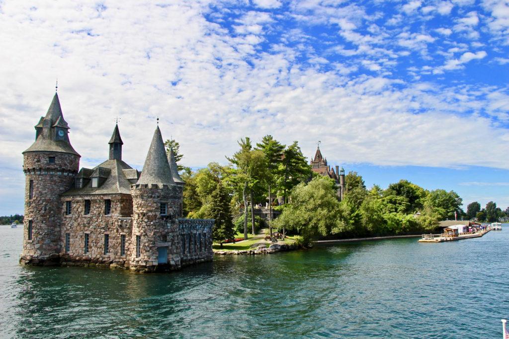 Château de Boldt Mille Îles Ontario