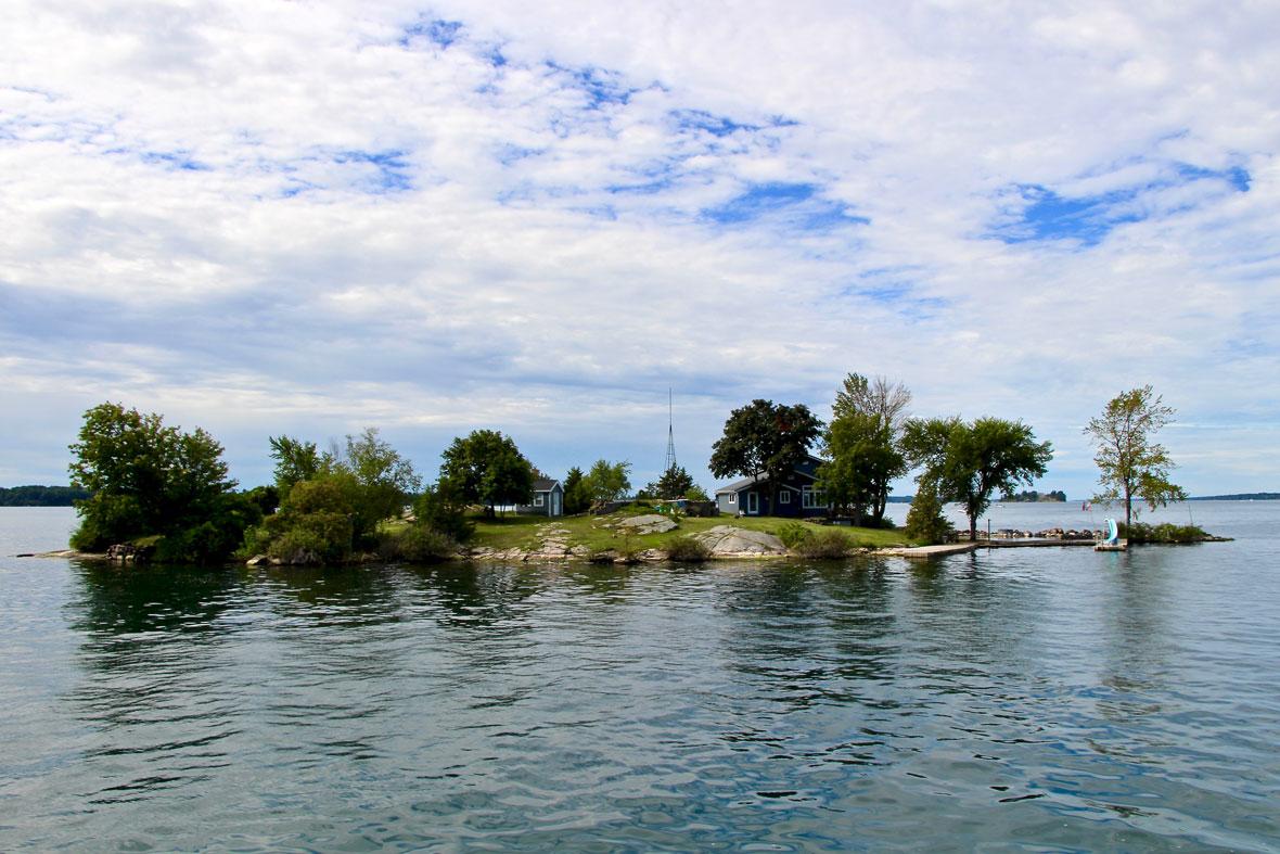 croisiere 1000 iles Gananoque