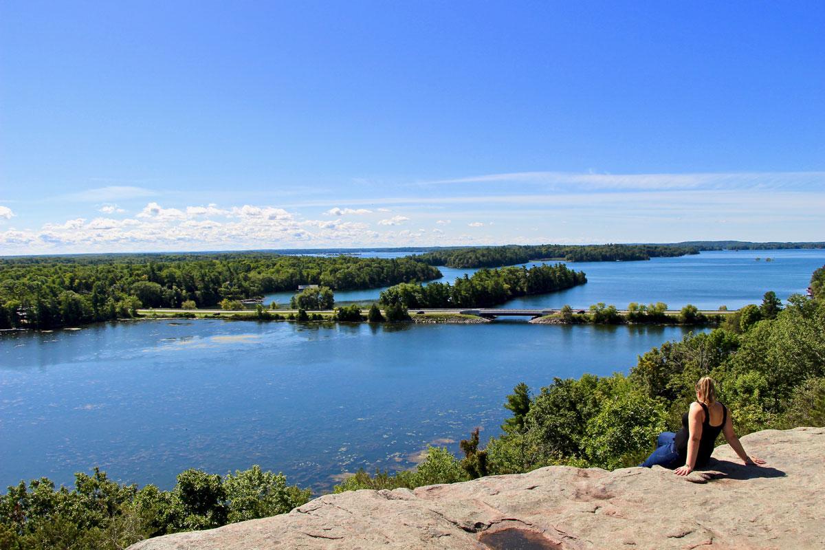 Baie Landon Mille Iles