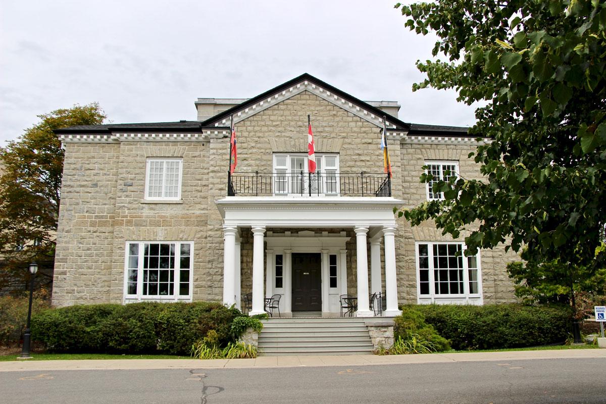 Donald Gordon Conference Centre Hotel Kingston
