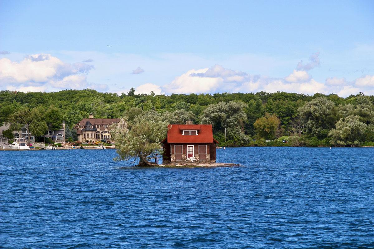 Mille-Îles en Ontario