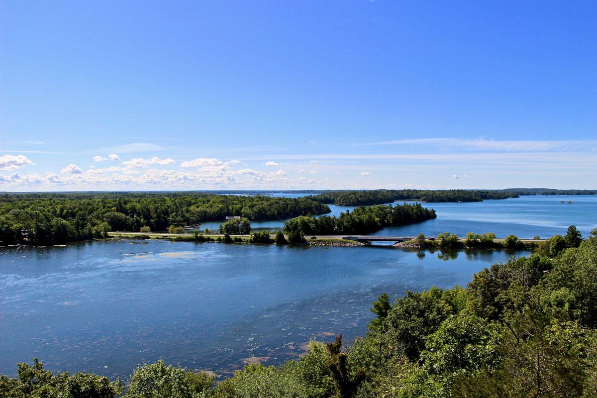 Parc Baie Landon Mille Iles