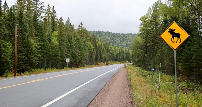 10 jours de Road trip au Québec