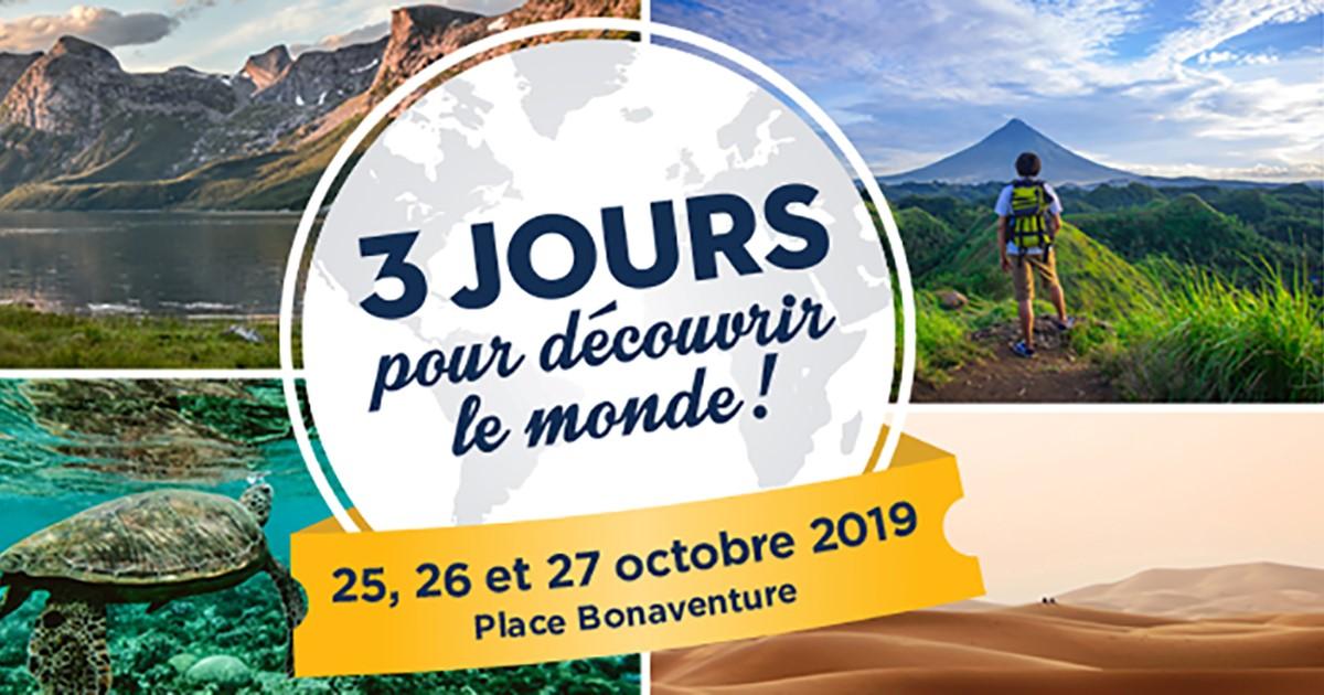 Salon International Tourisme et Voyage de Montréal