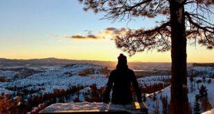 Road trip en hiver dans l'Ouest américain, une bonne idée ?