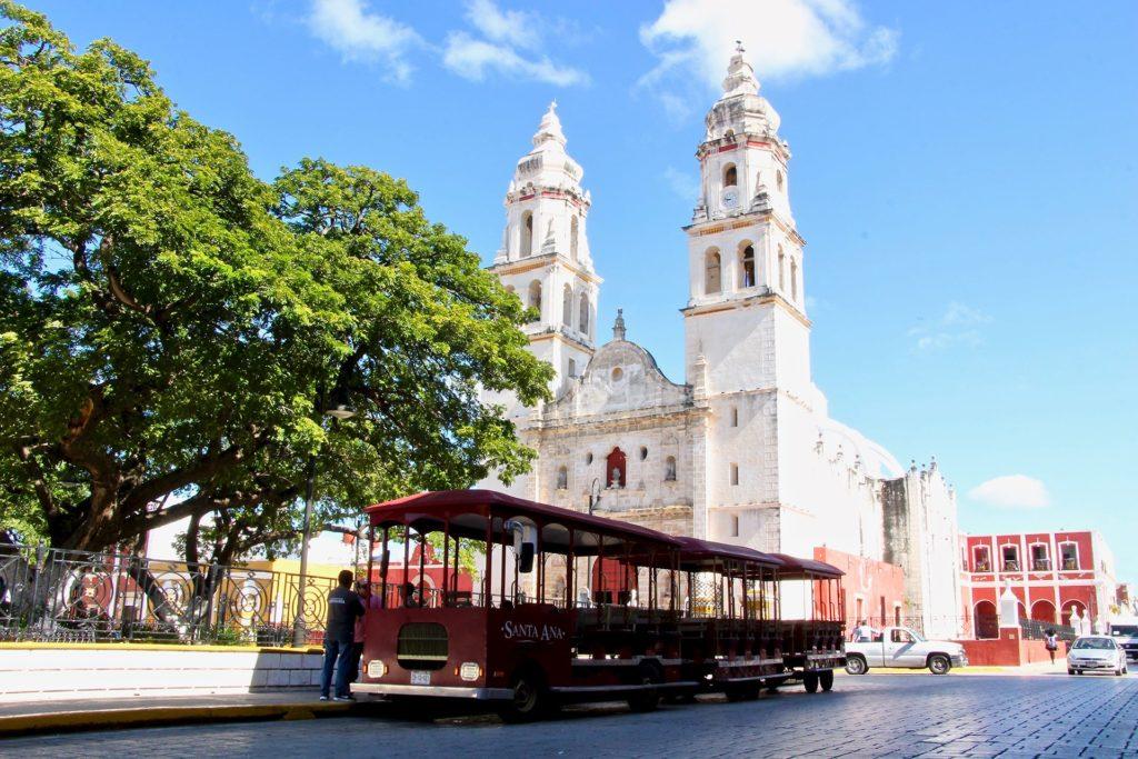 Plaza de la Independencia Campeche