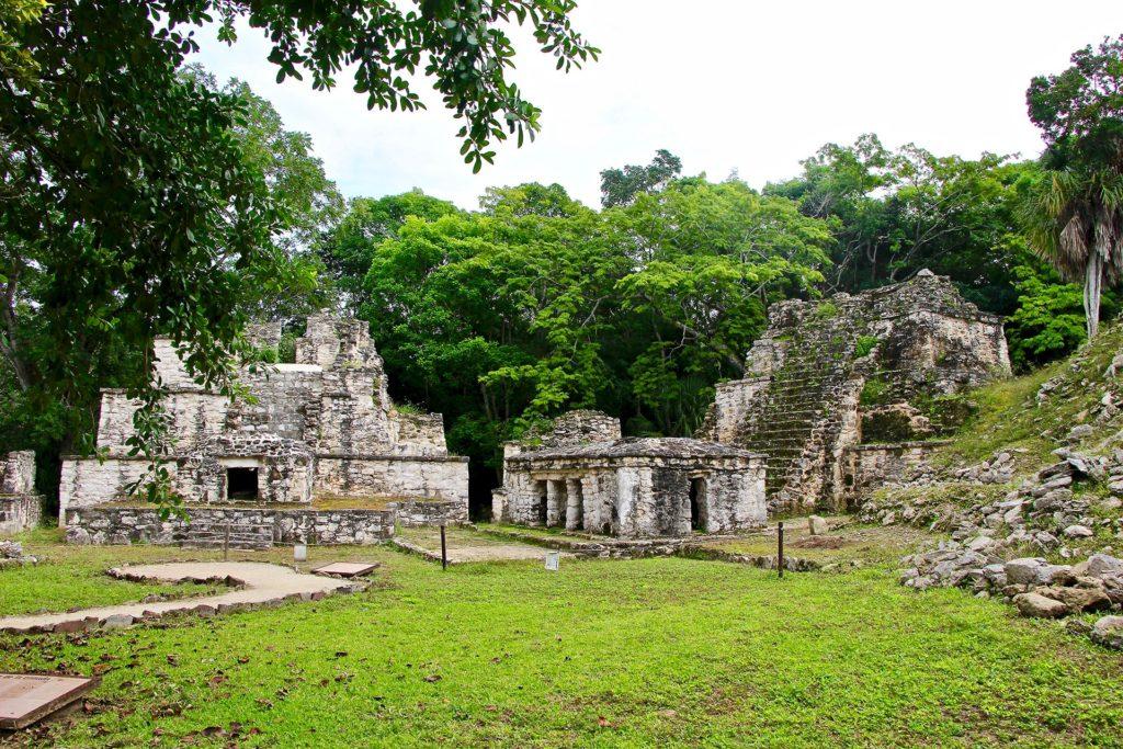 Ruines Muyil Tulum Yucatan