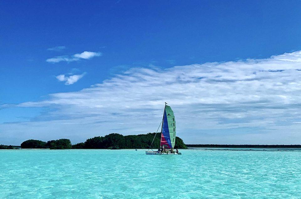 2 jours à Bacalar : coup de coeur pour le lagon aux 7 couleurs