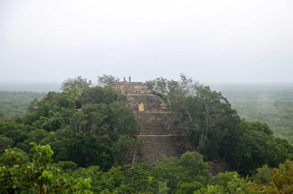 À la découverte de Calakmul, la cité Maya perdue dans la jungle
