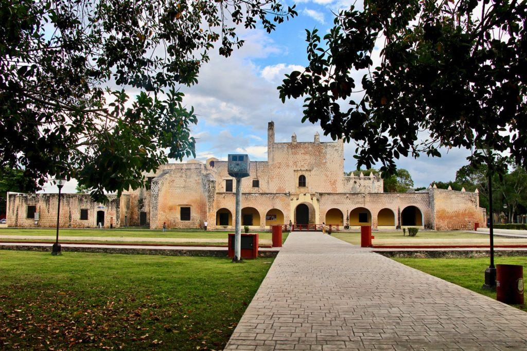 couvent valladolid yucatan