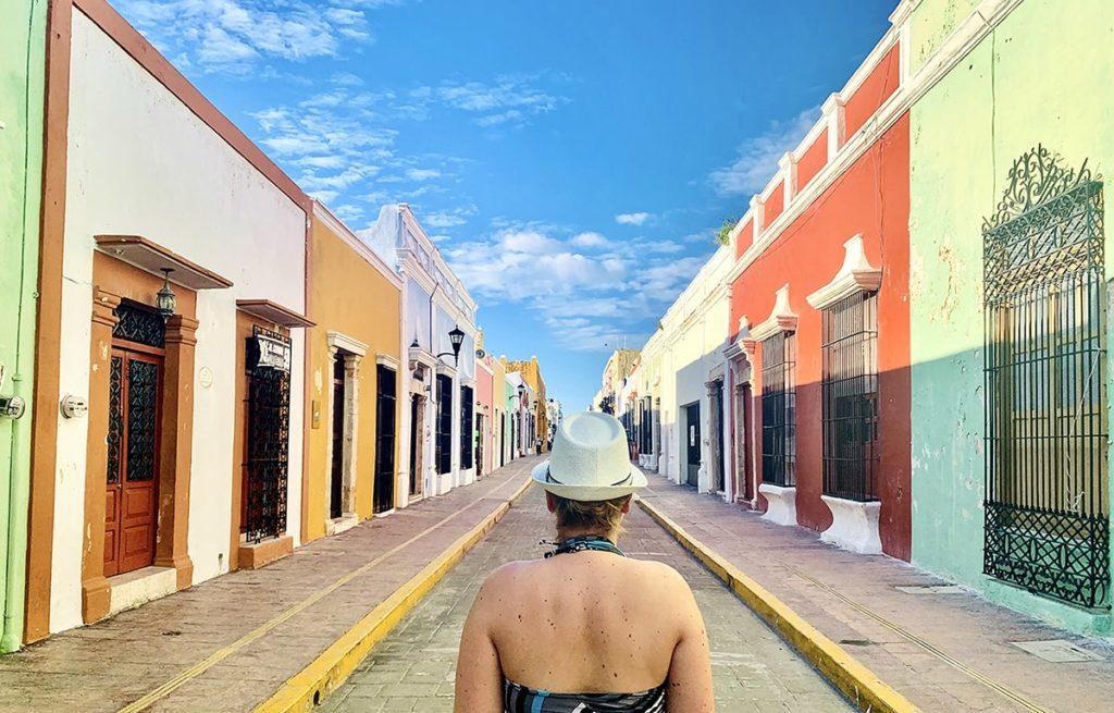 Découvrir Campeche, la ville colorée du Yucatan