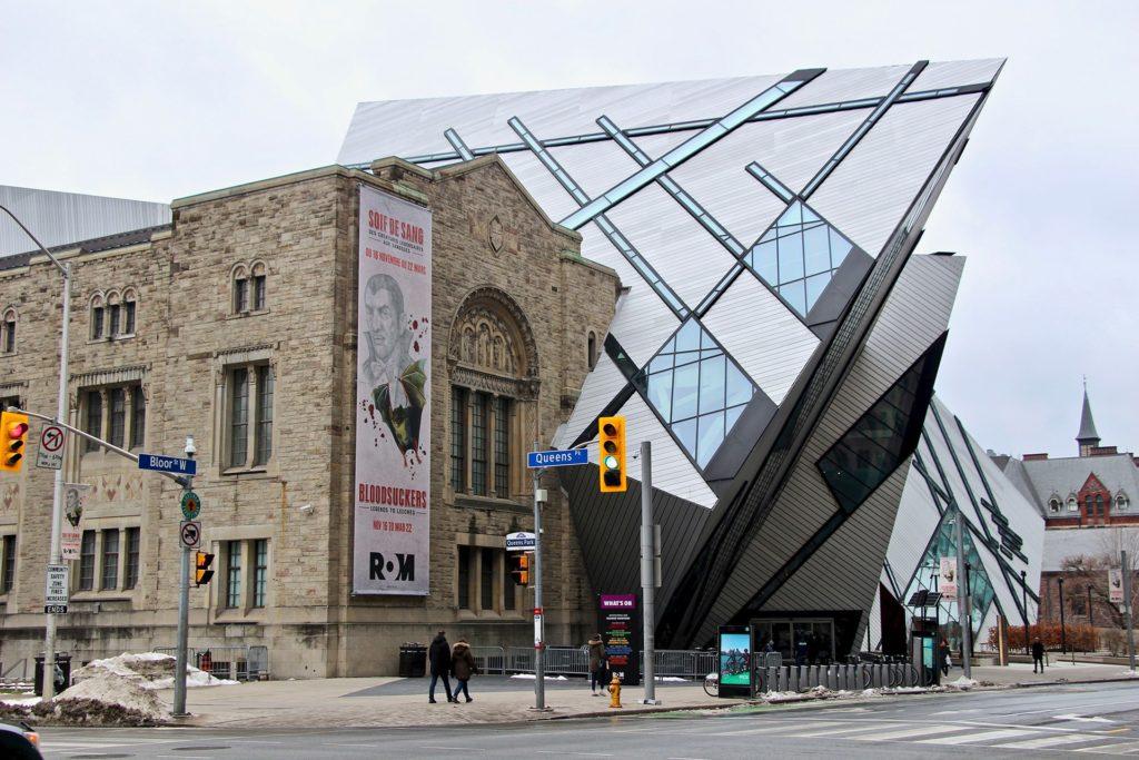 Musee ROM Toronto