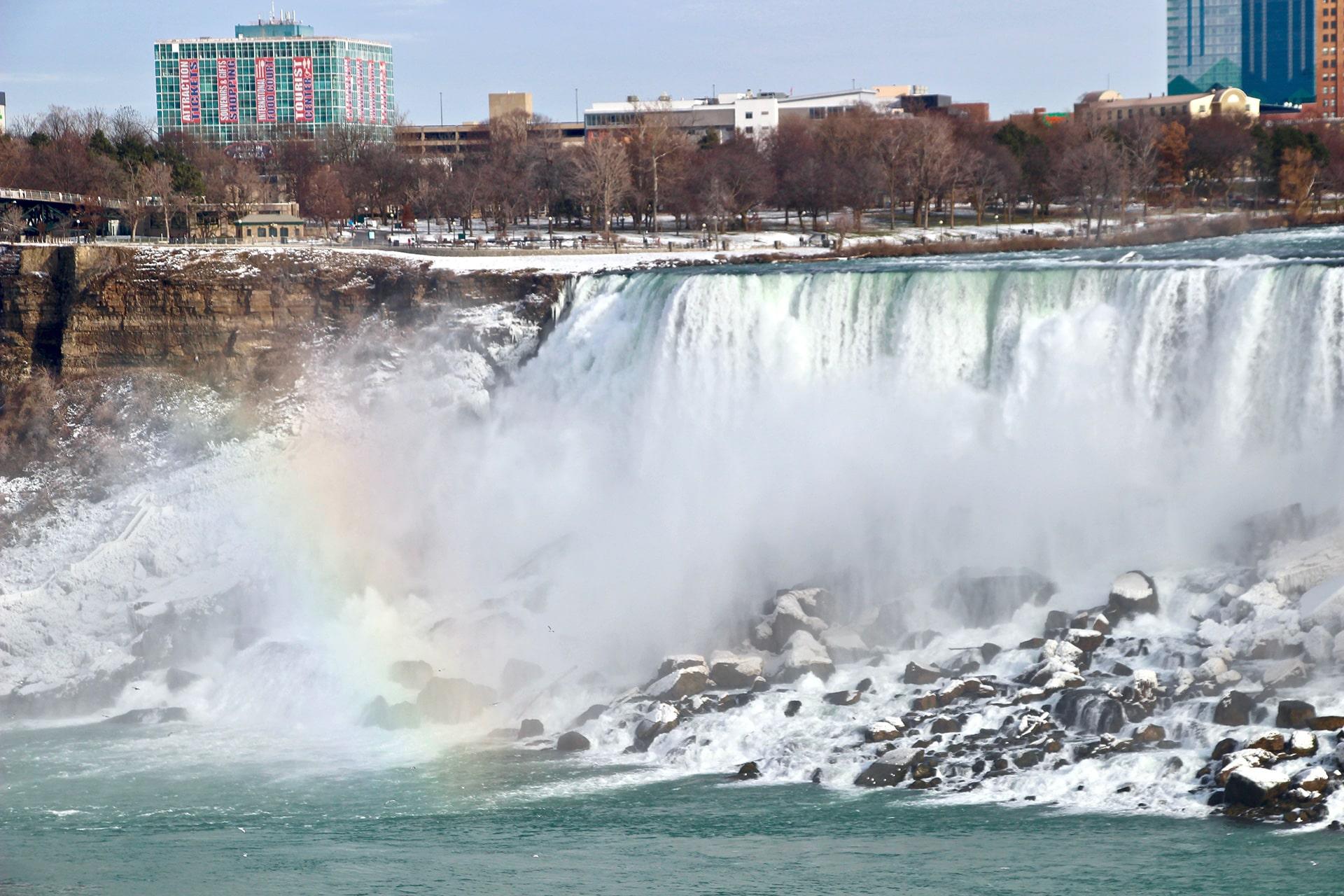 american falls vue canada