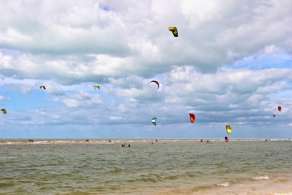 kitesurf Holbox Mexique