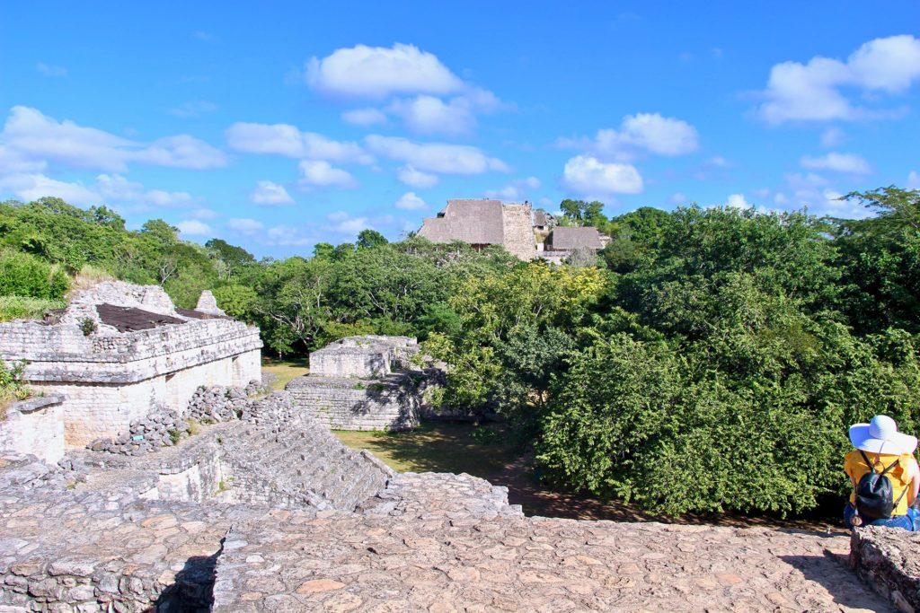 Ek Balem Site Maya Yucatan