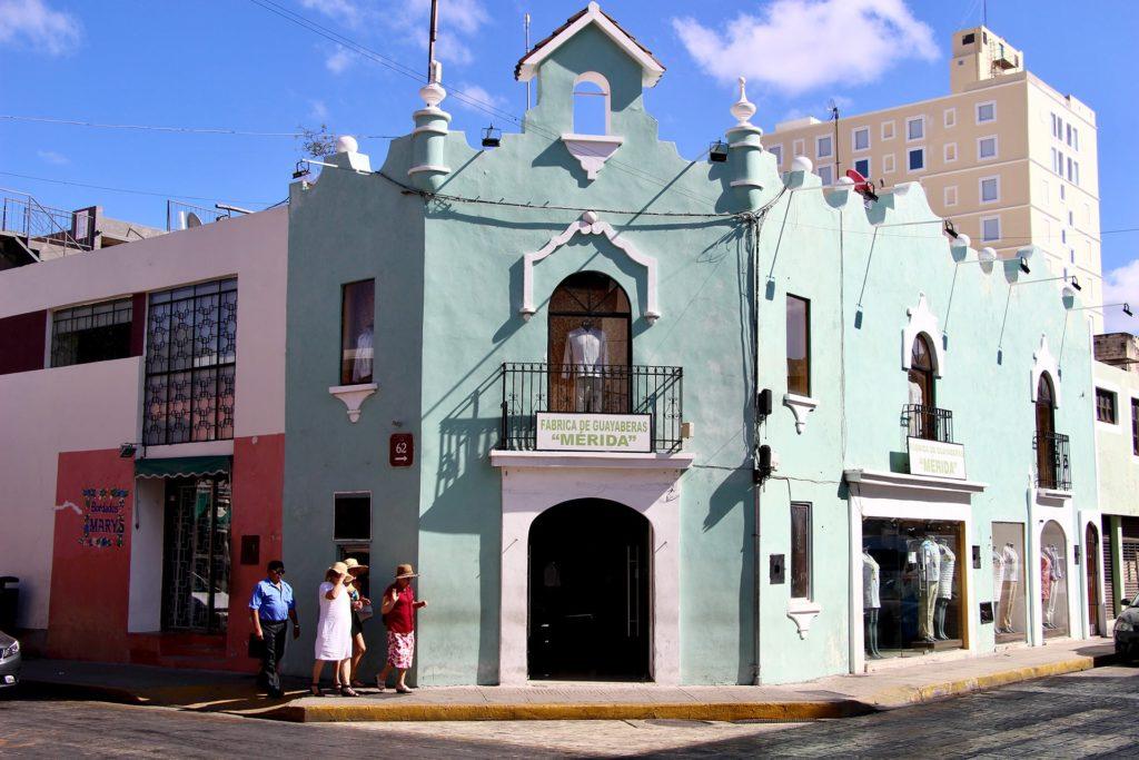 merida ville coloree yucatan