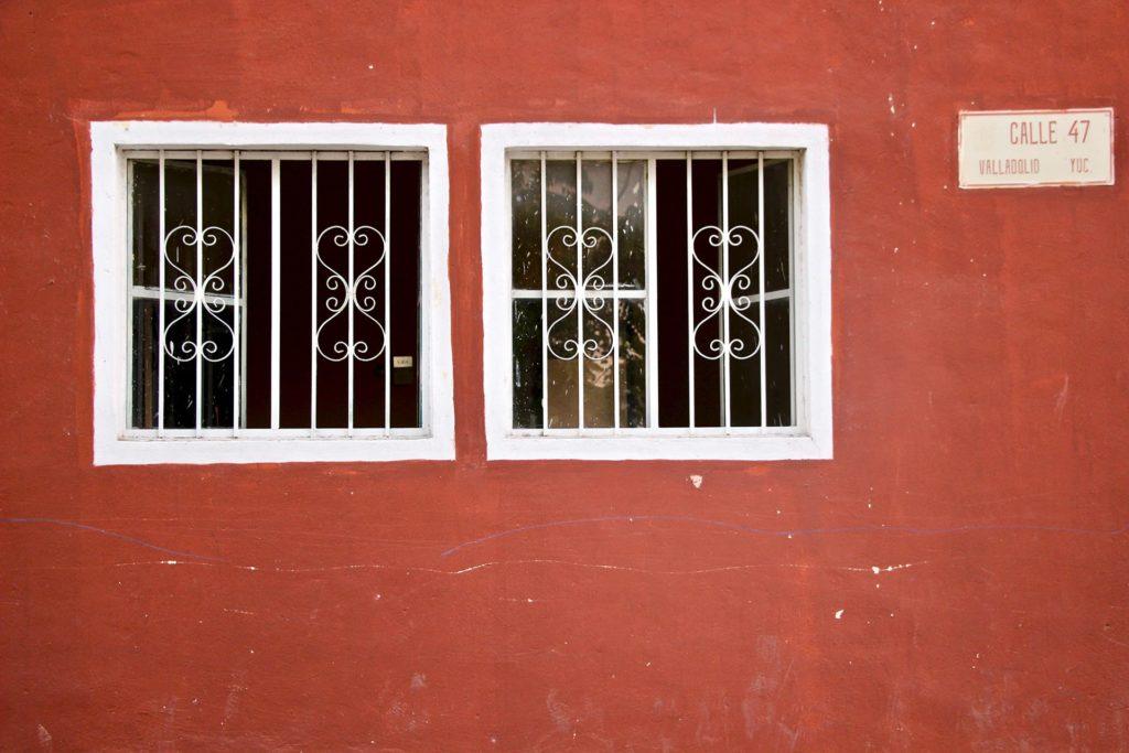 Valladolid ville colorée Yucatan
