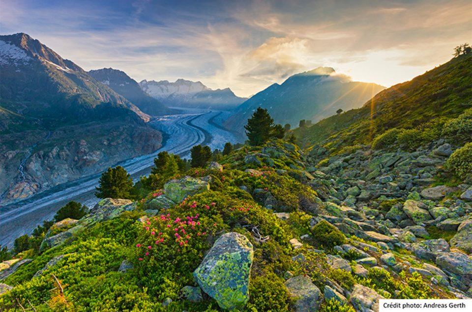 Découvrir le canton du Valais en Suisse
