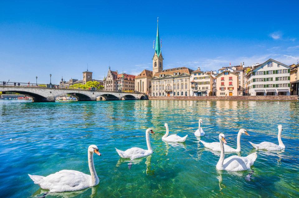 Voyage en Suisse : où partir ?