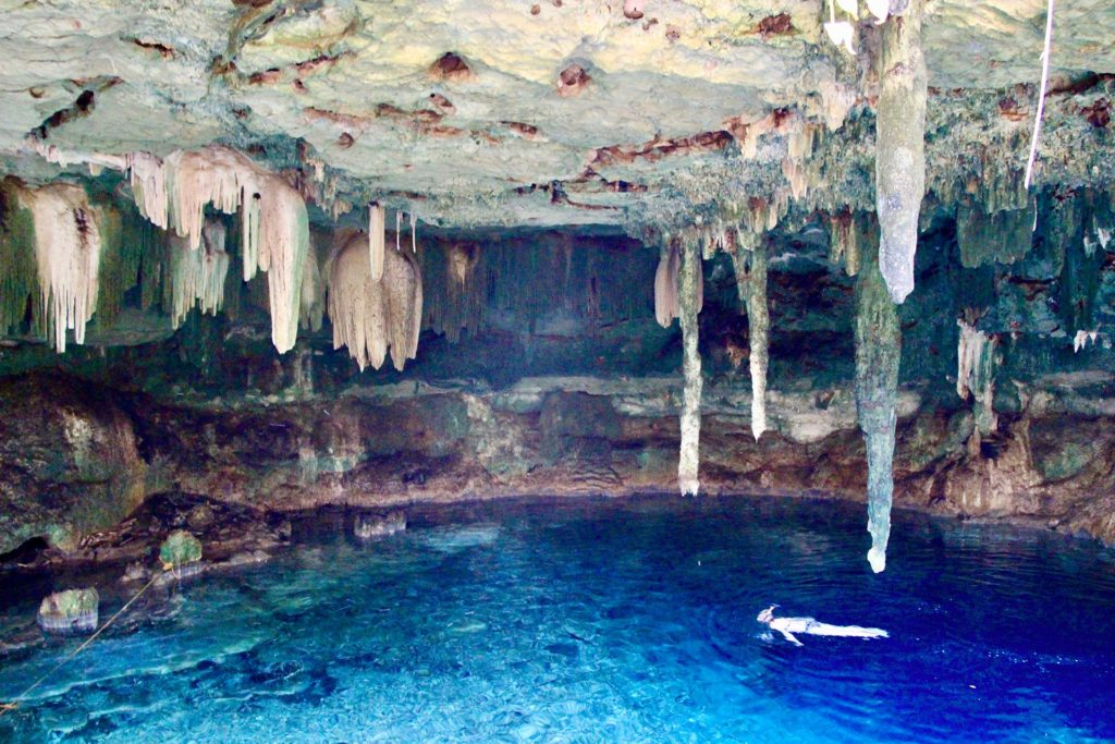 Elo cenote Kankirixché